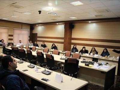 گالری تصاویر برگزاری نشست دانشافزایی استادان با موضوع مدیریت خشم در دانشکده داروسازی (جلسه اول)
