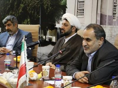 گالری تصاویر مراسم تقدیر از فعالان حوزه نماز دانشگاه علوم پزشکی تهران (بخش اول)