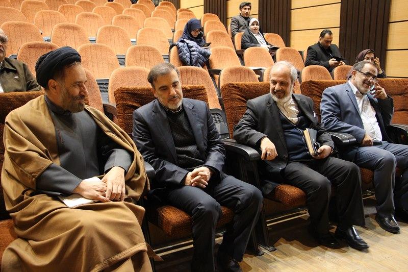 برگزاری مراسم تجلیل از دکتر مسعود سلیمانی