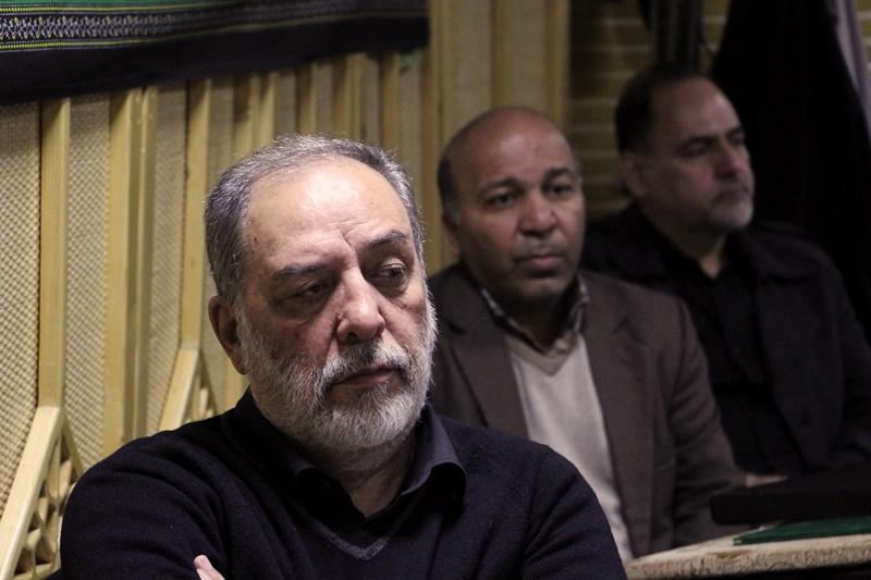 مراسم بزرگداشت سردار شهید قاسم سلیمانی در نمازخانه سازمان مرکزی دانشگاه