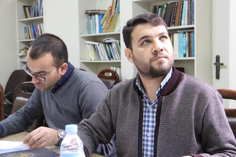 جلسه داوری بخش قرآن و عترت ششمین دوره جشنواره دانشجویی ابنسینا