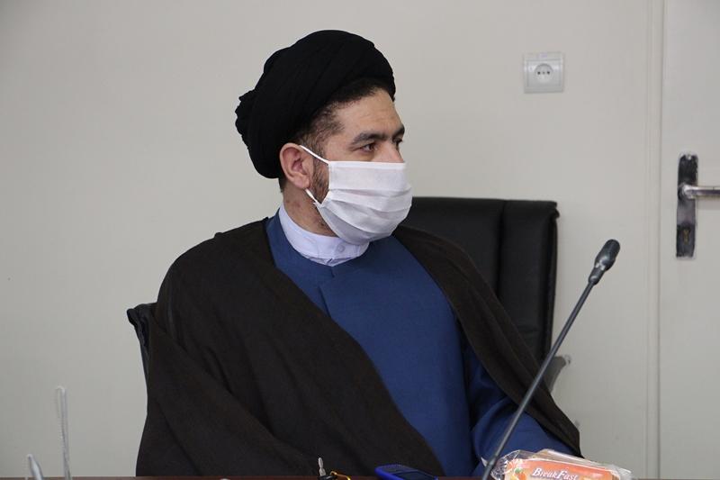 جلسه هماهنگی ستاد فرهنگی و جهادی حوزه سلامت و درمان دانشگاه علوم پزشکی تهران با دانشگاههای معین