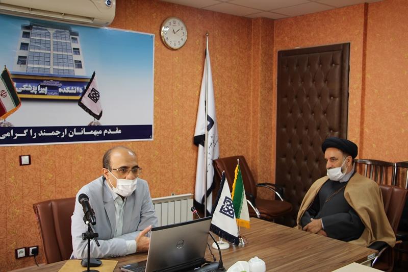 جلسه مجازی هماندیشی استادان با موضوع «بلایا در مشرب مولانا»