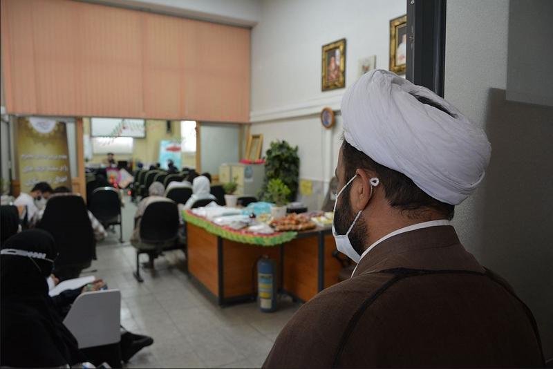 مراسم جشن میلاد امام هادی (ع) وعید سعید غدیرخم در ساختمان مرکزفرهنگی قرآن و عترت