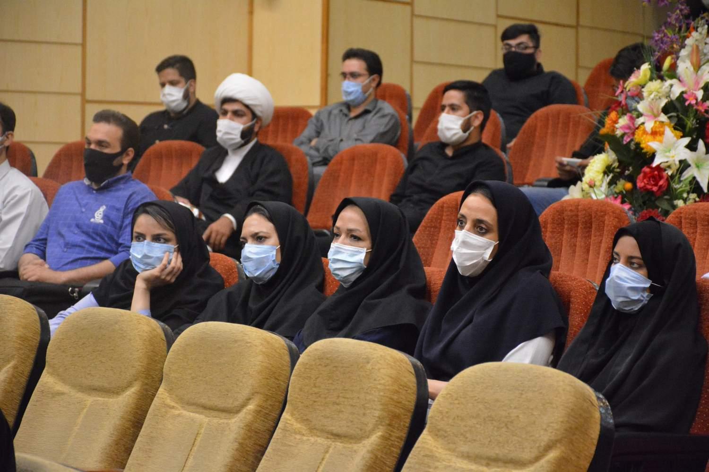 مراسم تقدیر از داوطلبین و گروههای جهادی فعال در بحران کرونا