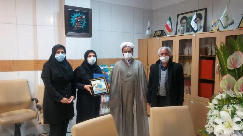مراسم تجلیل و تقدیر از مدیران پرستاری بیمارستان های دانشگاه علوم پزشکی تهران و مدیریت دفتر پرستاری