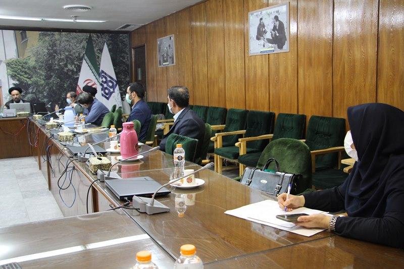 برگزاری جلسه حضوری و مجازی هماندیشی استادان با عنوان کارگزاران در نظام علوی(2)