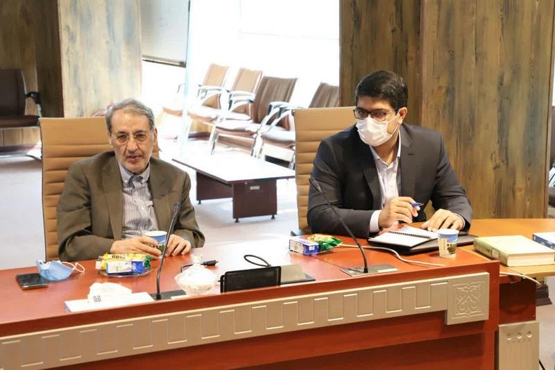 جلسه گروه قرآن، عترت و سلامت فرهنگستان علوم پزشکی کشور