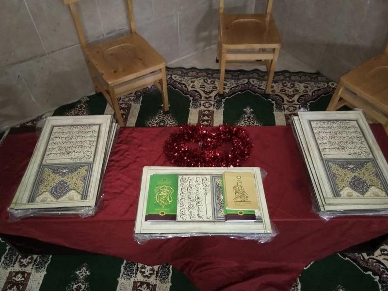 برگزاری جشن میلاد حضرت امام رضا (ع) در خوابگاه احمدی دانشجویان بین الملل