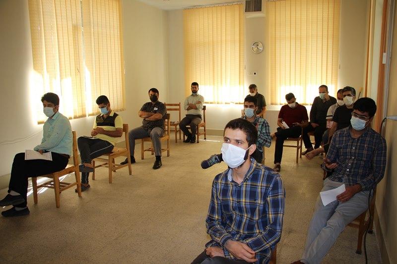 کارگاه سلامت جنسی ویژه دانشجویان متأهل دانشگاه