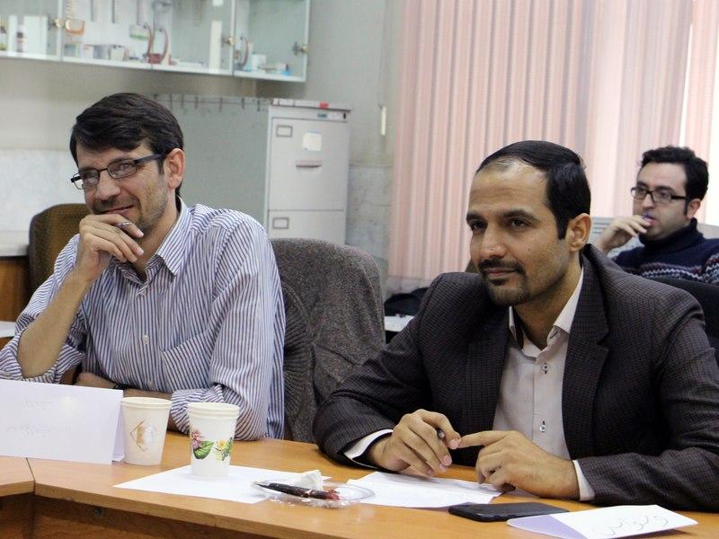 کارگاه دانشافزایی استادان با موضوع مهارت های ارتباطی در دانشکده داروسازی