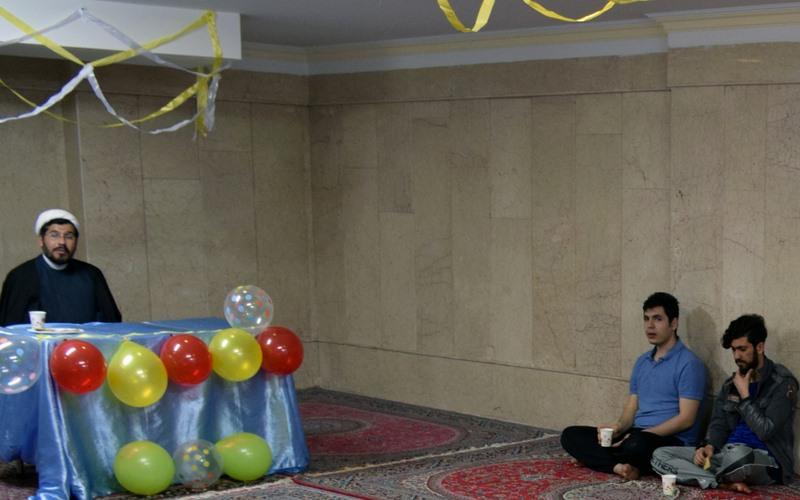 مراسم جشن ولادت حضرت فاطمه زهرا (س) در خوابگاه سمیه