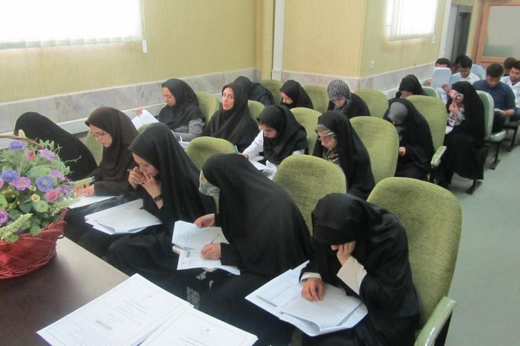 برگزاری آزمون کتبی مرحله دانشگاهی بیست و چهارمین جشنواره قرآن و عترت دانشگاههای علوم پزشکی کشور