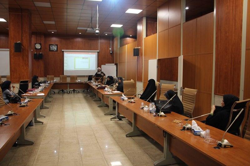 کارگاه ارتقاء مهارت مدیریت نظاممند و کارآمد خانواده اسلامی-ایرانی با موضوع مهارت های تربیتی