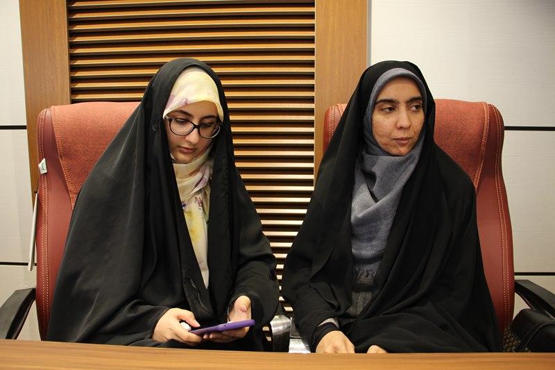 مراسم تکریم و معارفه مسئولان نهاد نمایندگی مقام معظم رهبری در دانشگاه علوم پزشکی تهران