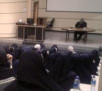 دومین جلسه از دوره آموزشی توانمندسازی فعالان فرهنگی (طرح رویش) برگزار شد